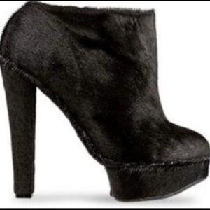 BNWB Senso Wilma Pony Hair Ankle Boot